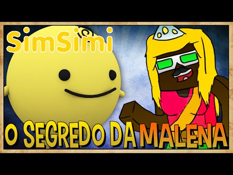 O Segredo Da Malena - Sim Simi +16 video
