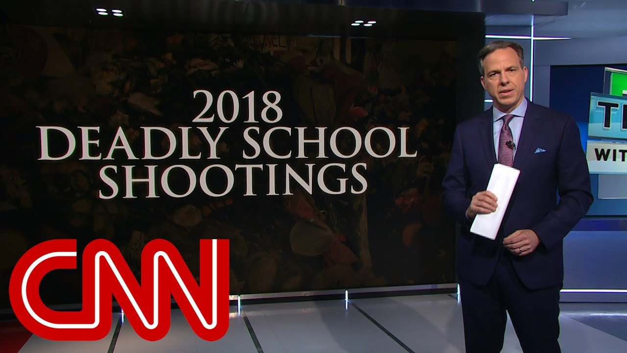Jake Tapper: Are we failing our children?