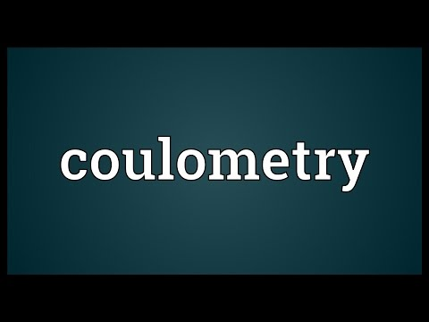 Header of coulometry