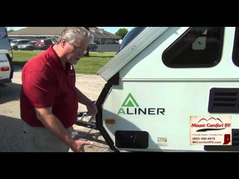 NEW 2014 Aliner Classic Pop Up Camper  Mount Comfort RV