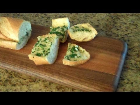 Garlic Bread - Garlic Bread