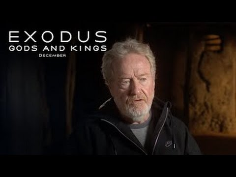 EXODUS: GODS AND KINGS - Ridley's Epic World | Christian Bale, Joel Edgerton