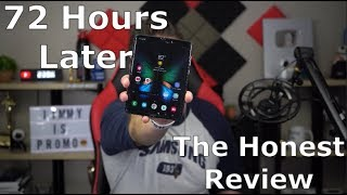 Samsung Galaxy Fold - 72 Hour Later | BUYERS REMORSE?