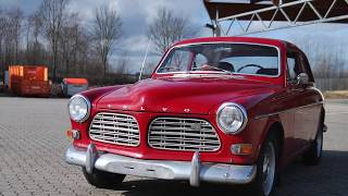 Volvo Amazon Restoration 2017