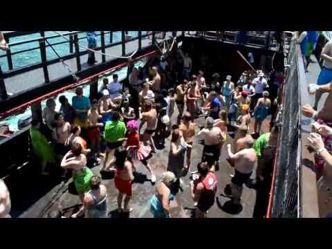 Незабываемый отдых с FFI на пиратском корабле!
