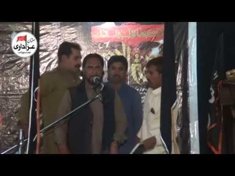 Zakir Nazar Hussain Pahorr | Majlis 20 Feb 2018 | Imambargah Hussainia Danwran Lodhran