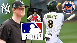 DJ Lemahieu SIGNS with Yankees, Not Manny Machado? Jed Lowrie to New York Mets! (MLB)
