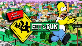 Les Simpsons : Hit & Run I Film Complet Francais