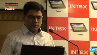 Intex launches slimmmest 7 inch android tablet in south india