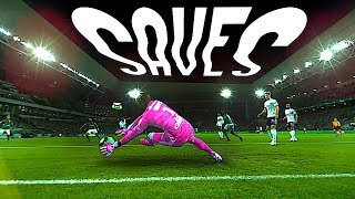 Greatest Goalkeeper Saves in Football! • 2020