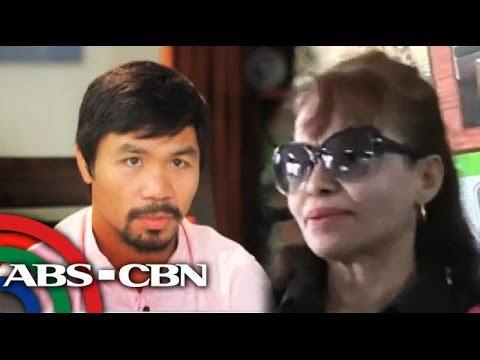 Mommy Dionisia cant marry boyfriend Pacman says