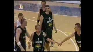 Artan Mehmeti basketball