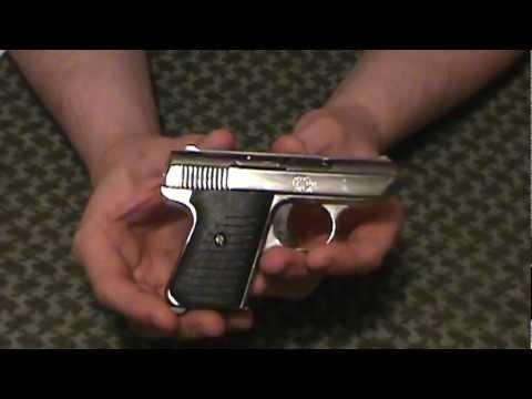 Jimenez JA 22 Pistol Review