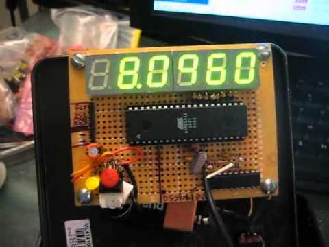 Simple-case amateur radio circuit