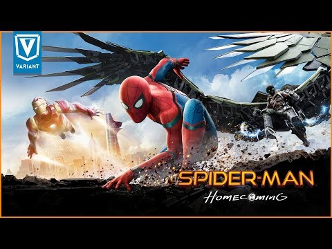 Spider-Man Homecoming Movie Review! thumbnail