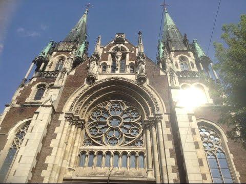 Собор святых Ольги и Елизаветы. Cathedral of Saints Olga and Elizabeth.