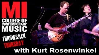 Kurt Rosenwinkel - Musicians Institute(MI)がMIにて行われた88分のライブ映像を公開 thm Music info Clip