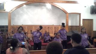 If He Did It Before - Tye Tribbett at Greater Jehovah Praise Dance