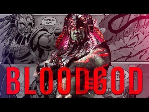 Бог крови - Kotal Kahn Mortal Kombat X