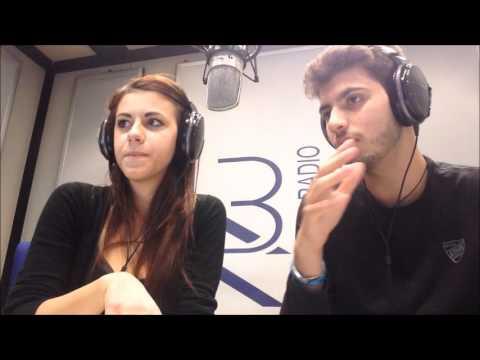 Roma Tre Radio - Intervista a Vincenzo Comunale