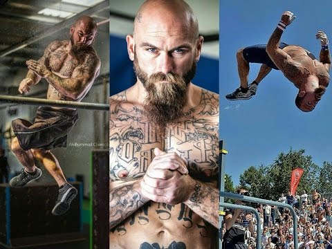 "EXPLOSIVE Workout MONSTER! - Best of Chris ""Tatted Strength"" Luera"