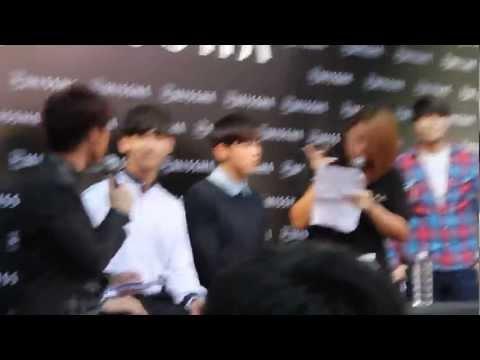 20130324 TVXQ in MISSHA Thailand Fan Meeting @ Digital Gateway Siam Square (Part 2)