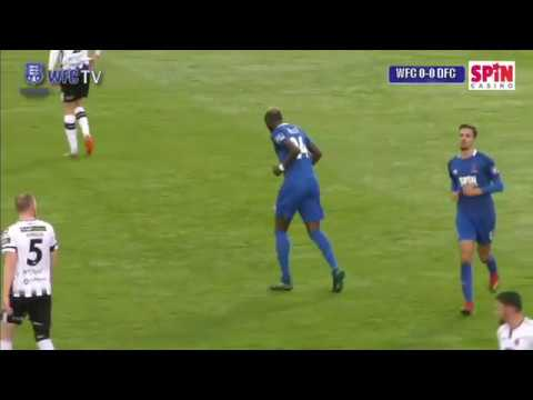 Waterford FC 0-3 Dundalk FC - SSE Airtricity League [29-4-19]