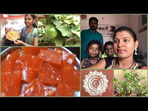 #DIML June 25th Routine Vlog/Gifts Dispatched for Giveaway winners/Karachi Halwa /Corn flour Halwa