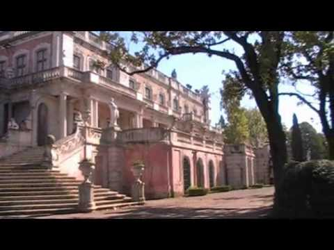 World Travel - Portugal - Lisboa - Pal�cio de Queluz - Queluz Palace