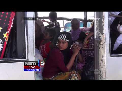 Pemda Aceh Pindahkan Lokasi Pengungsi Rohingya - NET5