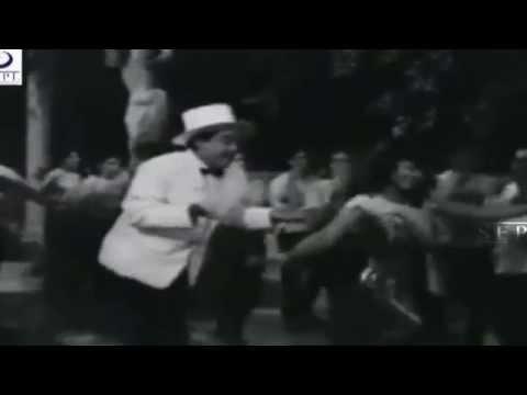 Jaaneman Jaaneman Tum Din Raat - Usha, Manna Dey - HAYE MERA DIL - Kishore Kumar, Kumkum