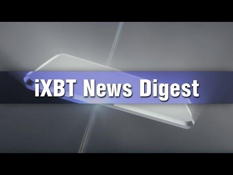 iXBT News Digest – флагманский HTC 10, электронная книга Kindle Oasis и робот Hitachi EMIEW3
