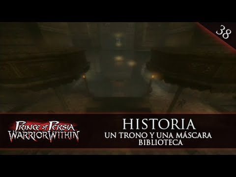 Prince of Persia: Warrior Within - Un Trono y Una Máscara - Biblioteca