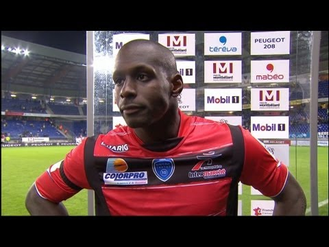 image vido  Interview de fin de match : FC Sochaux-Montbliard - ESTAC Troyes (3-1)