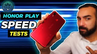 Honor Play Speed Test - Faster than iPhone XS?