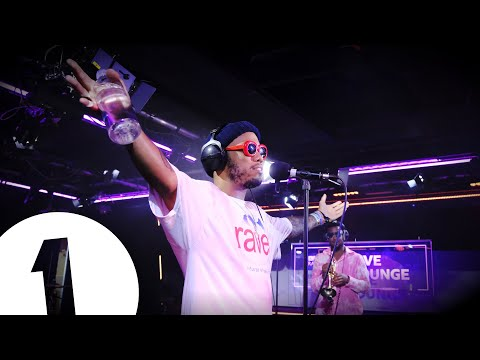Anderson .Paak - Old Town Road in the Live Lounge