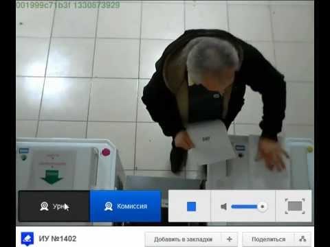 В Дагестане пачками загружают бюллетени в КОИБы