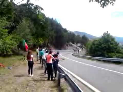Rampa Serra da Estrela 2014