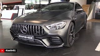 Mercedes AMG GT 63 S 4-Door 2019 NEW Full Review Interior Exterior Infotainment