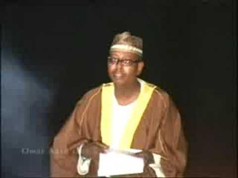 Omar Aden - Qasido - Nuural Qaayalbihi