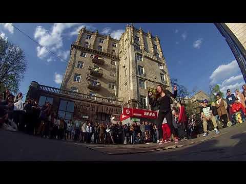 Drummer Super ED x Kate WOW x Bboy Loba ESBB x Kiev city Jam & Mc Homer