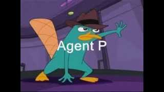 Watch Phineas & Ferb Perry The Platypus video
