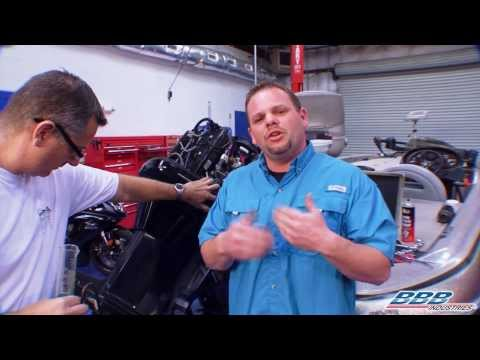 How to Replace the Starter on a Boat Engine
