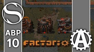 Metallurgy | ABPlus Factorio 0.15 Part 10
