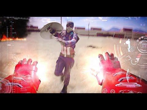 Я - Железный Человек(От первого лица) - FIRST PERSON: IRON MAN