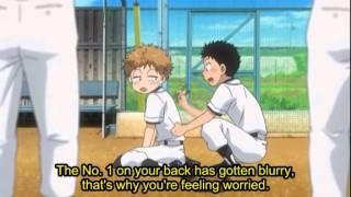 Mihashi moments - loveable scenes