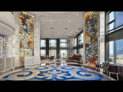 THE REVERIE SAIGON (VIETNAM): AMAZING 5-STAR HOTEL! | Reverie