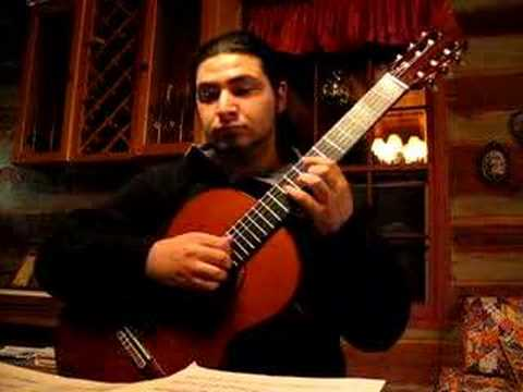 Silviu Ciulei plays 'Nuages' by Django Reinhardt