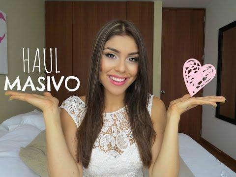 Haul MASIVO JULIO! ♡ (Vestidos de baño, uñas, accesorios y mas!)