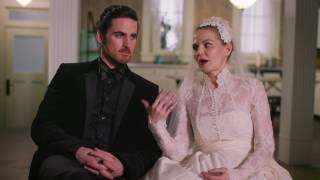 Jennifer Morrison & Colin O'Donoghue, on the creative process for this episode